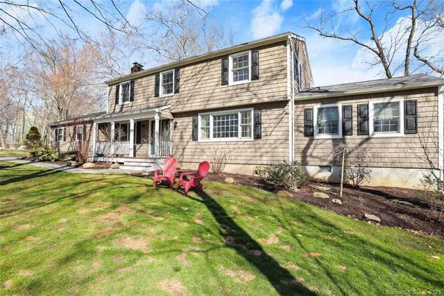 12 Cedar Drive, Bethel, CT 06801 (MLS #170375394) :: Spectrum Real Estate Consultants