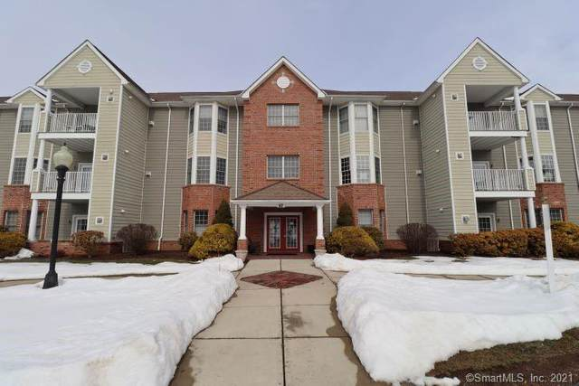 60 Cassandra Boulevard #207, West Hartford, CT 06107 (MLS #170375488) :: Team Phoenix