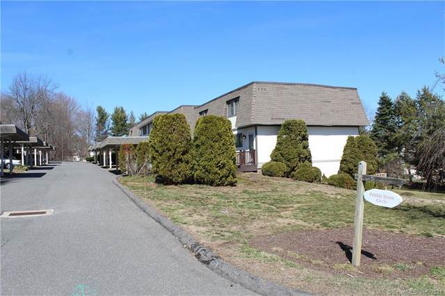 21 Pebblestone Circle, Suffield, CT 06078 (MLS #170375502) :: The Higgins Group - The CT Home Finder