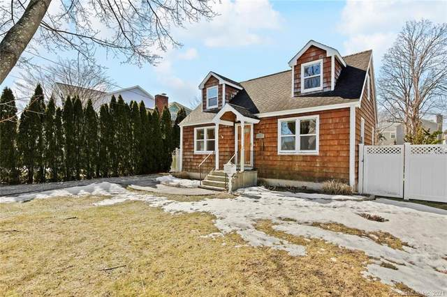 72 Eastlawn Street, Fairfield, CT 06824 (MLS #170375706) :: Around Town Real Estate Team
