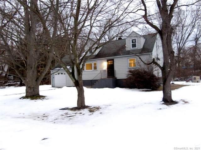 8 Rockmeadow Road, Norwalk, CT 06850 (MLS #170375954) :: Tim Dent Real Estate Group
