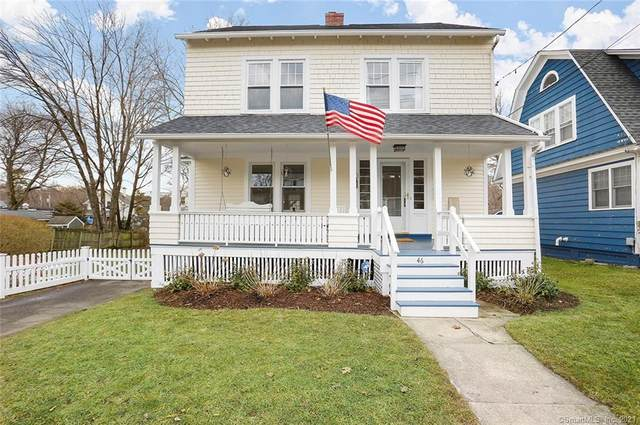 46 Newman Place, Fairfield, CT 06825 (MLS #170376326) :: Tim Dent Real Estate Group
