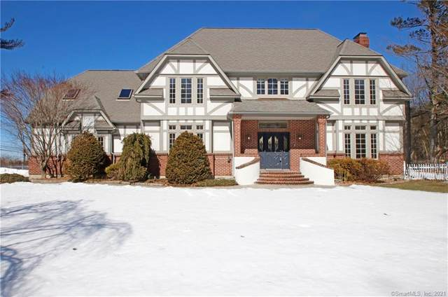1 Wychwood Lane, Oxford, CT 06478 (MLS #170376665) :: The Higgins Group - The CT Home Finder