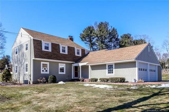 125 Far Horizon Drive, Easton, CT 06612 (MLS #170376771) :: Spectrum Real Estate Consultants