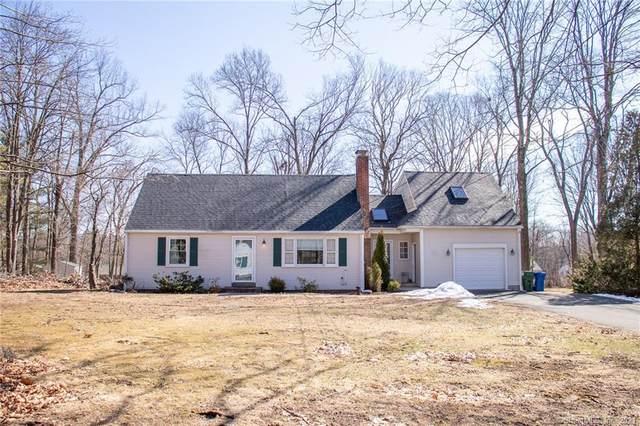 352 Bell Street, Glastonbury, CT 06033 (MLS #170376855) :: Forever Homes Real Estate, LLC