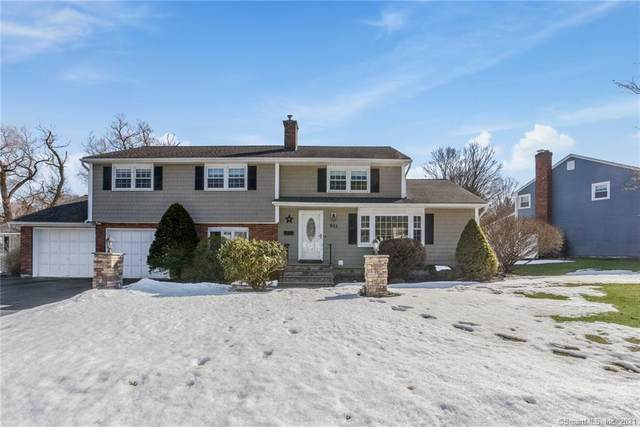 903 Cloverdale Circle, Wethersfield, CT 06109 (MLS #170377135) :: Hergenrother Realty Group Connecticut