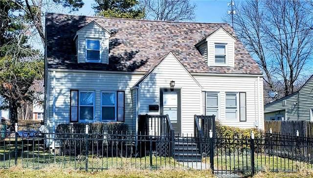 72 E Burnham Street, Hartford, CT 06112 (MLS #170377144) :: Spectrum Real Estate Consultants