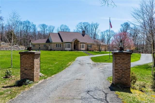 133 Chamberlain Hill Road, Haddam, CT 06441 (MLS #170377297) :: Spectrum Real Estate Consultants
