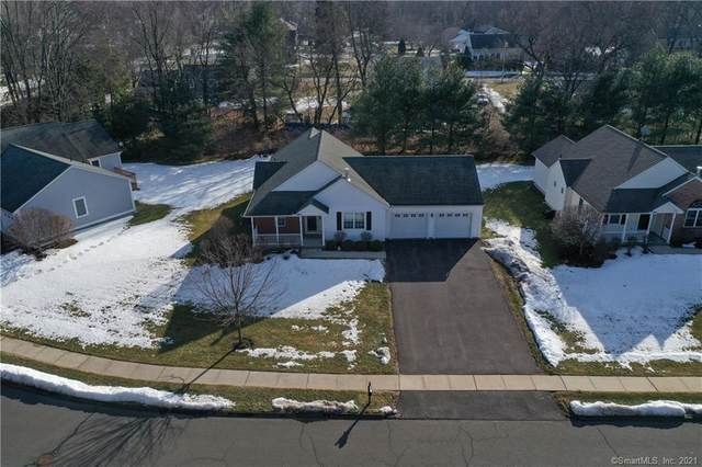 15 Bailey Circle #15, South Windsor, CT 06074 (MLS #170377434) :: The Higgins Group - The CT Home Finder