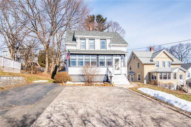40 Commonwealth Avenue, New Britain, CT 06053 (MLS #170377652) :: Around Town Real Estate Team