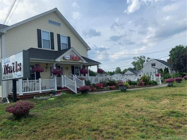 442 Enfield Street, Enfield, CT 06082 (MLS #170378141) :: GEN Next Real Estate