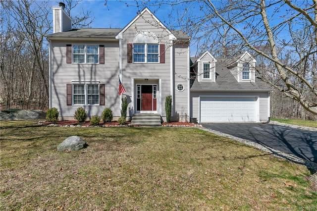342 Heather Glen Lane, Groton, CT 06355 (MLS #170378152) :: Spectrum Real Estate Consultants