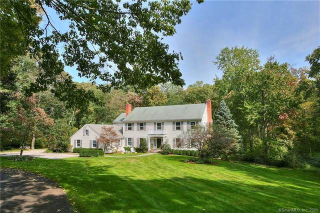 86 Arrowhead Trail, New Canaan, CT 06840 (MLS #170379170) :: Next Level Group