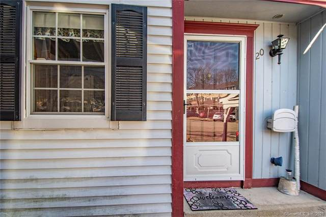 20 Rising Trail Court #20, Middletown, CT 06457 (MLS #170379355) :: Spectrum Real Estate Consultants