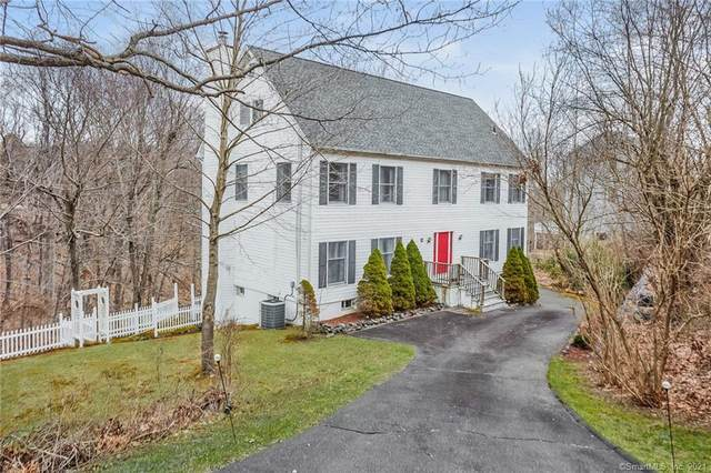 21 Stage Road, Brookfield, CT 06804 (MLS #170379965) :: Forever Homes Real Estate, LLC