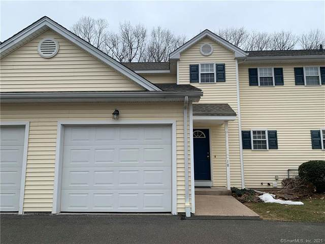 135 New Britain Avenue #18, Plainville, CT 06062 (MLS #170380277) :: Coldwell Banker Premiere Realtors