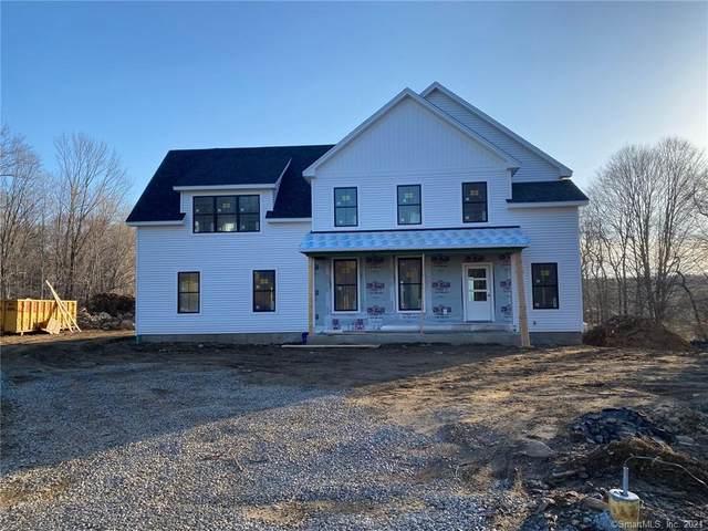 60 Platts Hill Road, Newtown, CT 06470 (MLS #170380336) :: Around Town Real Estate Team