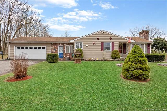 131 Sterling Hill Road, Plainfield, CT 06354 (MLS #170380748) :: Forever Homes Real Estate, LLC