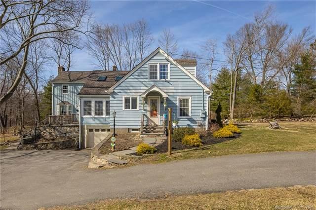 64 Whisconier Road, Brookfield, CT 06804 (MLS #170380763) :: Spectrum Real Estate Consultants