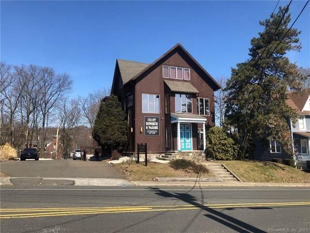 17 Downs Street, Danbury, CT 06810 (MLS #170380798) :: Around Town Real Estate Team