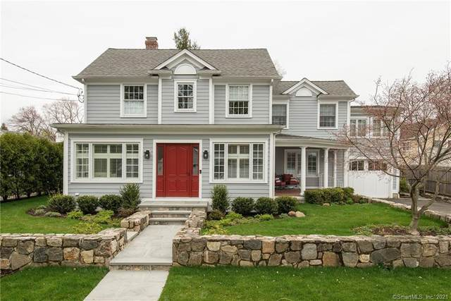 20 Rockland Place, Greenwich, CT 06870 (MLS #170381286) :: Forever Homes Real Estate, LLC