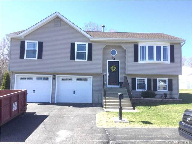 91 Kalin Court, Waterbury, CT 06704 (MLS #170381395) :: Spectrum Real Estate Consultants