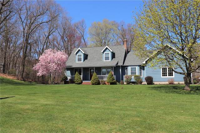 10 Simone Drive, East Windsor, CT 06016 (MLS #170381470) :: Around Town Real Estate Team