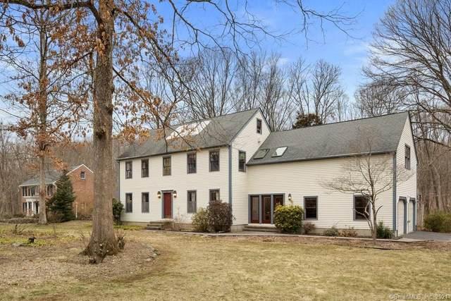49 Old Miller Lane, Guilford, CT 06437 (MLS #170381549) :: Forever Homes Real Estate, LLC
