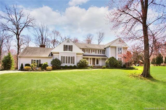 109 Sagamore Trail, New Canaan, CT 06840 (MLS #170381580) :: Next Level Group
