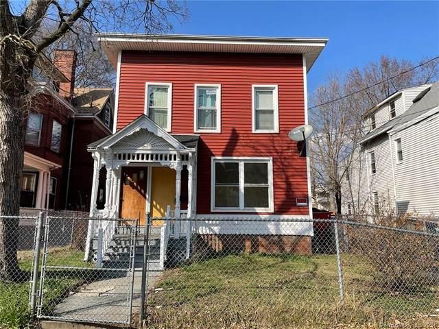 64 Ashley Street, Hartford, CT 06105 (MLS #170381720) :: Forever Homes Real Estate, LLC