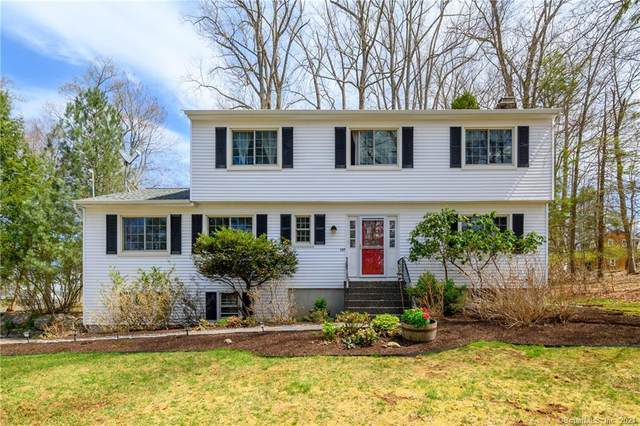 147 Pumpkin Hill Road, New Milford, CT 06776 (MLS #170381965) :: Next Level Group
