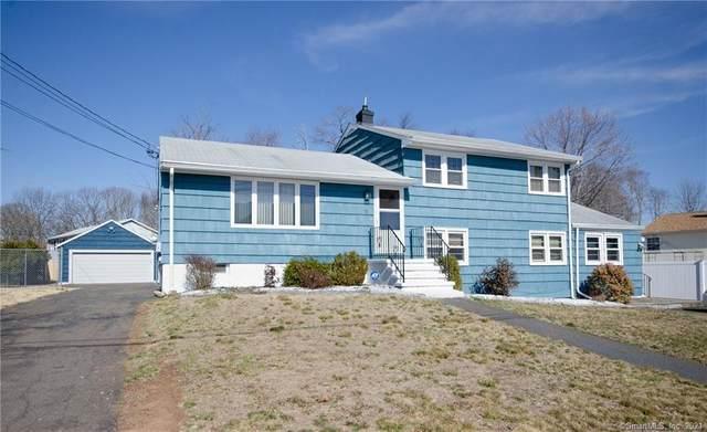 16 Gerald Street, East Haven, CT 06512 (MLS #170382133) :: Spectrum Real Estate Consultants