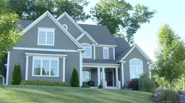 7 Newcastle Place, Farmington, CT 06032 (MLS #170382226) :: Spectrum Real Estate Consultants