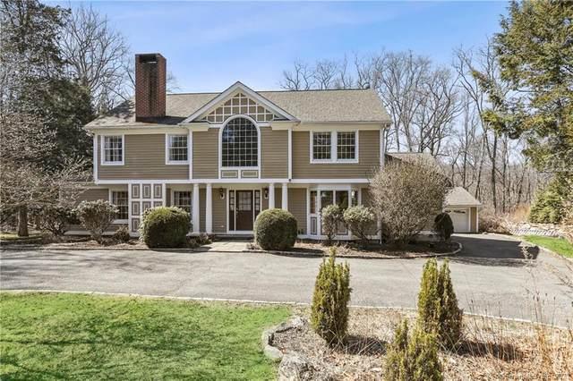 60 Shady Lane, Stamford, CT 06903 (MLS #170382228) :: Kendall Group Real Estate | Keller Williams