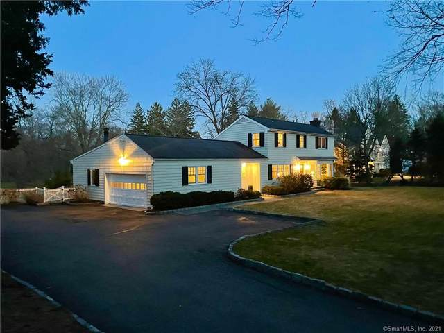 764 South Avenue, New Canaan, CT 06840 (MLS #170383012) :: Around Town Real Estate Team