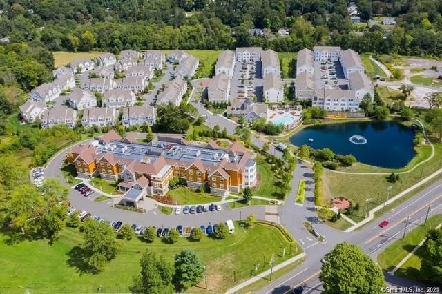 205 Copper Square Drive #205, Bethel, CT 06801 (MLS #170383113) :: Kendall Group Real Estate | Keller Williams