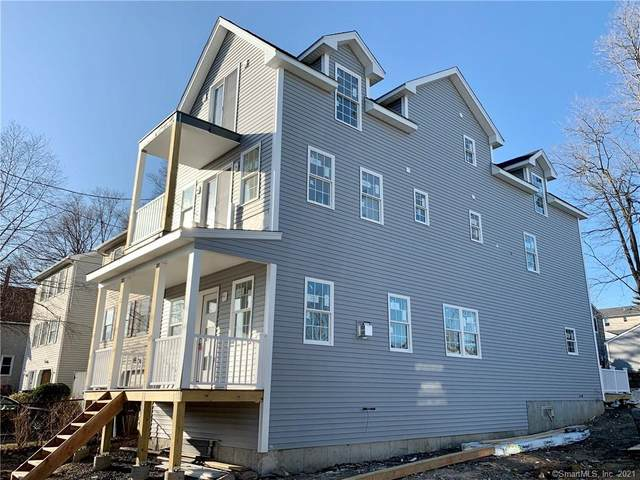 31 Stevens Street, Milford, CT 06460 (MLS #170383239) :: Spectrum Real Estate Consultants