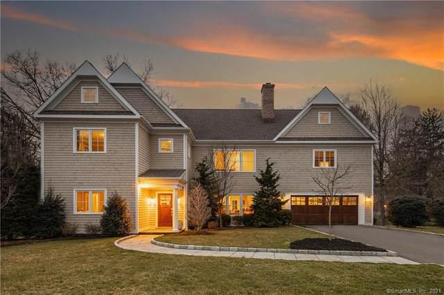 6 Ambler Road, Westport, CT 06880 (MLS #170383479) :: Forever Homes Real Estate, LLC