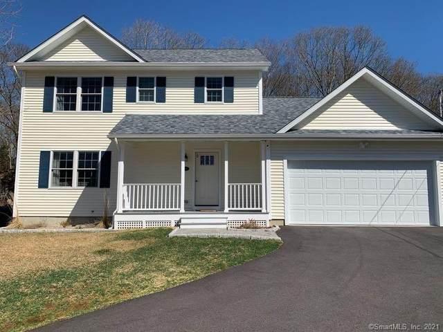 164 Hewitt Road, Stonington, CT 06355 (MLS #170383659) :: Around Town Real Estate Team