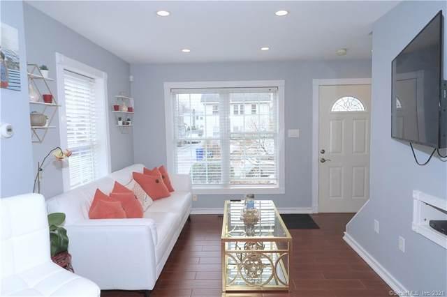 16 Sniffen Street B, Norwalk, CT 06851 (MLS #170383786) :: Spectrum Real Estate Consultants