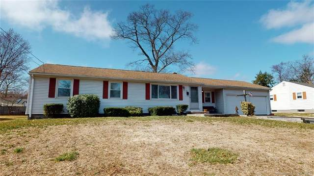 12 Carriage Drive, Enfield, CT 06082 (MLS #170383789) :: Next Level Group
