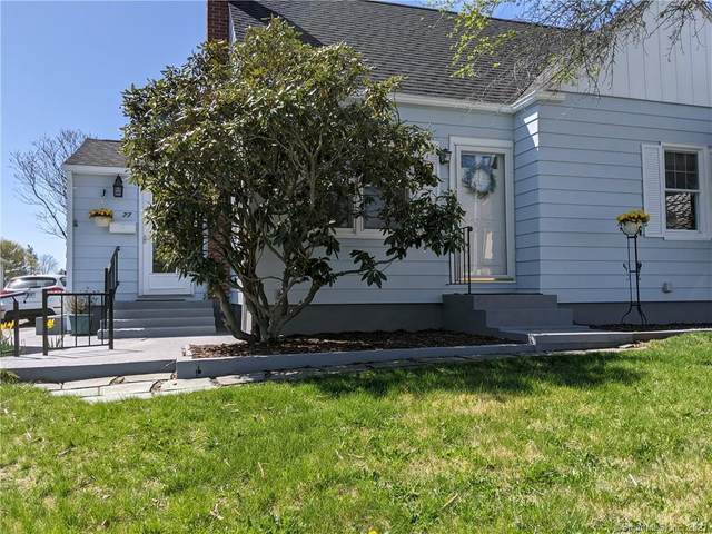 77 Spicer Avenue, Groton, CT 06340 (MLS #170384541) :: Next Level Group