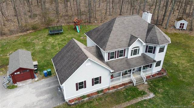 19 Ashley Lane, Colchester, CT 06415 (MLS #170384576) :: Around Town Real Estate Team