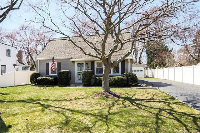 10 Friendly Road, Norwalk, CT 06851 (MLS #170384670) :: Forever Homes Real Estate, LLC