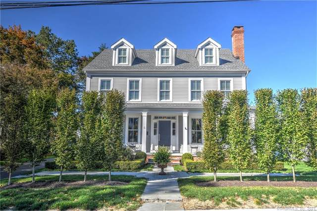 15 Richmond Hill Road, New Canaan, CT 06840 (MLS #170384884) :: Around Town Real Estate Team