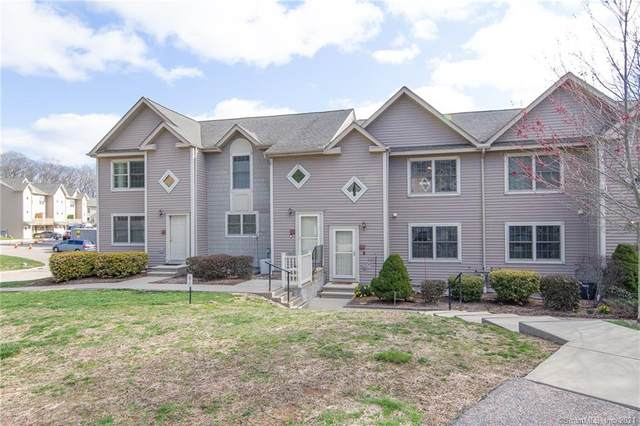 64 Scotch Cap Road #122, Waterford, CT 06375 (MLS #170384941) :: Next Level Group