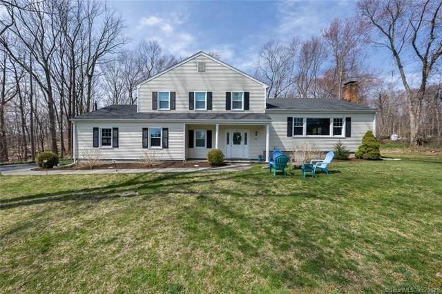 32 Far Horizon Drive, Easton, CT 06612 (MLS #170384942) :: Spectrum Real Estate Consultants