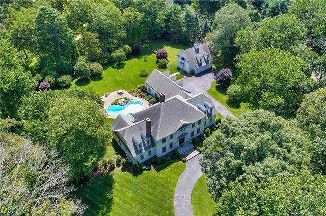 112 Nod Road, Ridgefield, CT 06877 (MLS #170385020) :: Forever Homes Real Estate, LLC