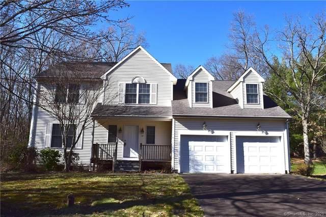 44 Stevens Street, Avon, CT 06001 (MLS #170385035) :: Around Town Real Estate Team