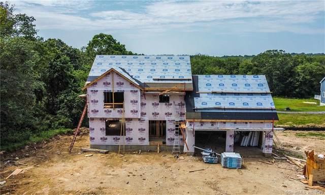 23 Quakertown Meadows, Ledyard, CT 06339 (MLS #170385038) :: Kendall Group Real Estate | Keller Williams